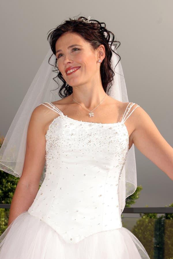 Mariée de mariage photo libre de droits