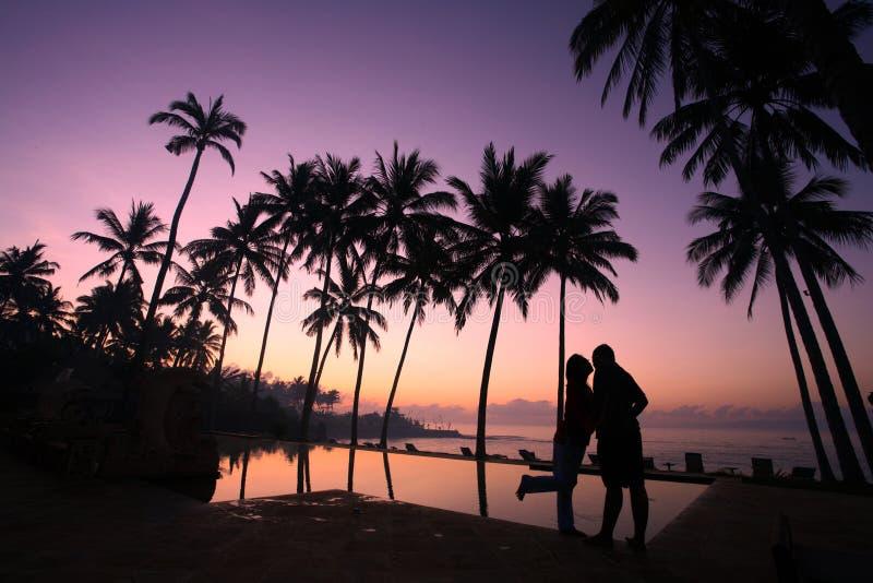 Mariés photos libres de droits