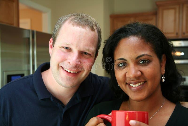 Mari et épouse photos stock