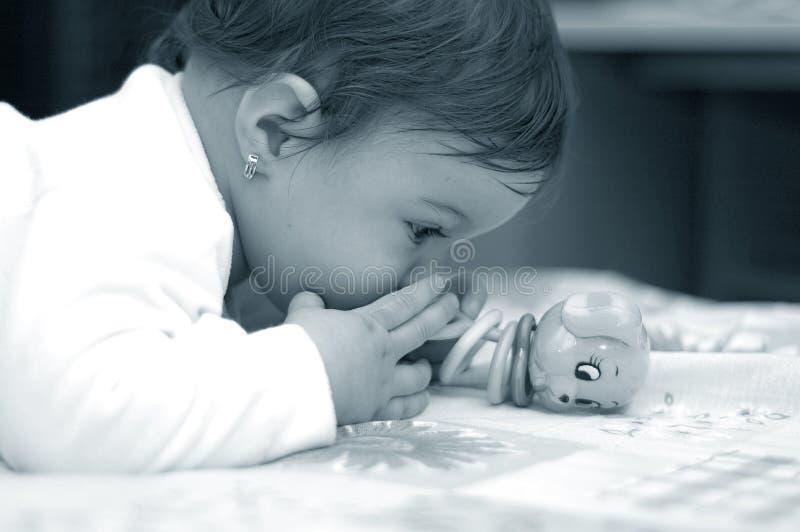 Maria 63 dziecko obrazy royalty free