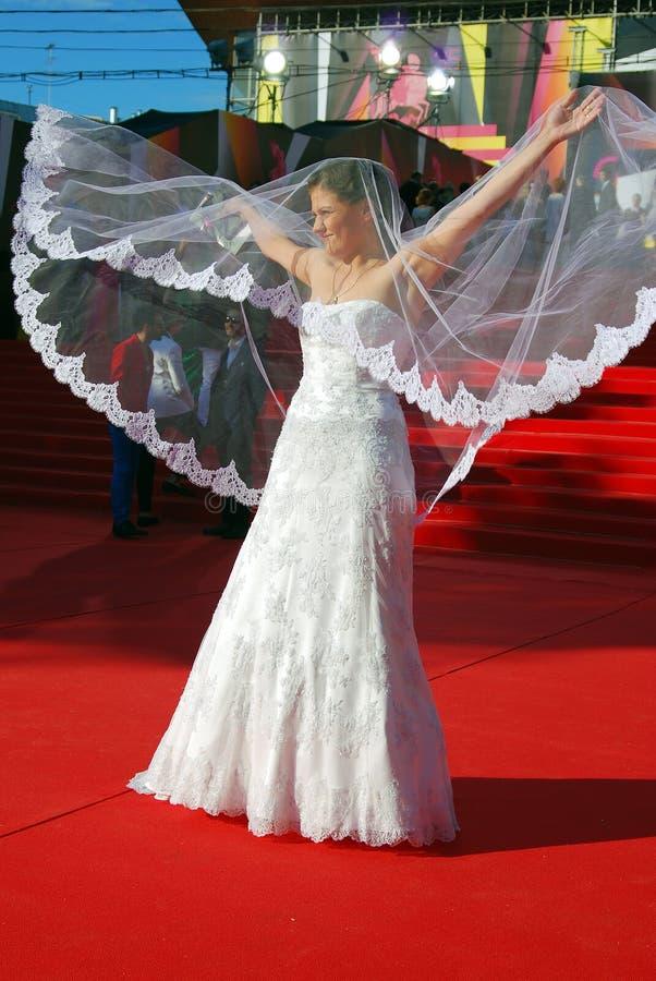 Maria Golubkina At Moscow Film Festival Editorial Stock Image