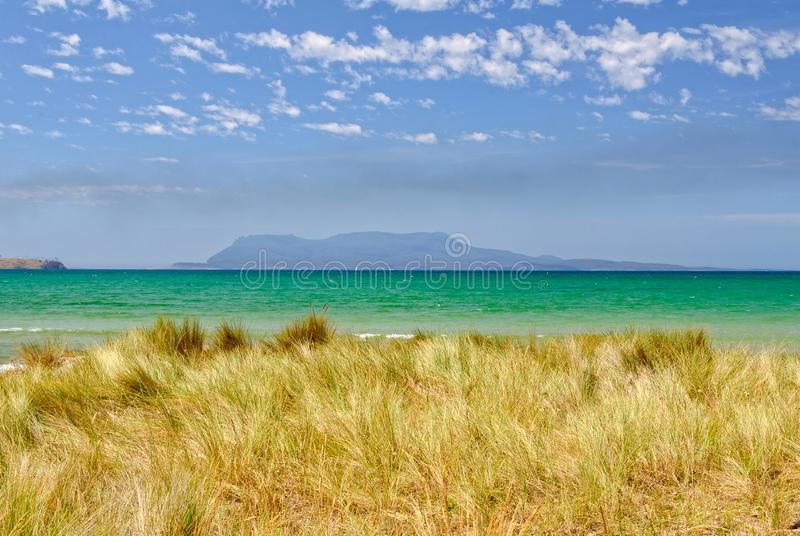 Maria Island - Tasmanien lizenzfreies stockbild
