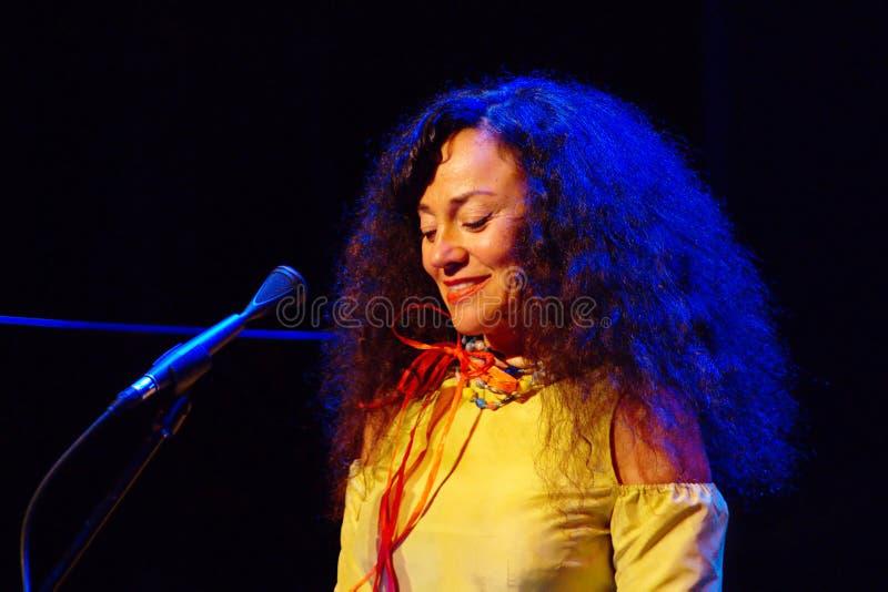 Maria Joao Ogre, JazzLent royalty free stock images