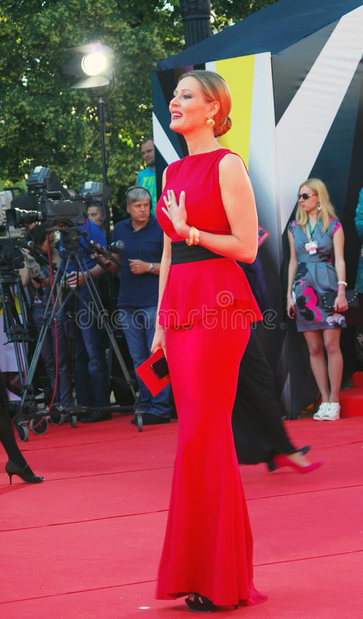 Download Maria Kozhevnikova At Moscow Film Festival Editorial Photography - Image of people, maria: 31732647