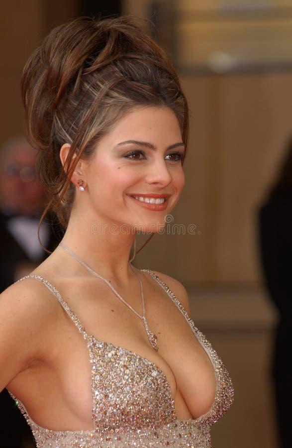 Download Maria Menounos editorial stock photo. Image of dress - 31521693