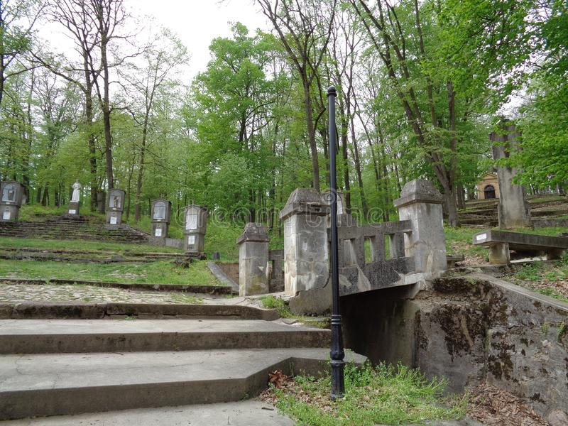 Maria Radna Franciscan Monastery - Rumania imagen de archivo