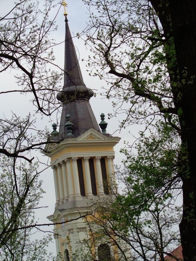 Maria Radna Franciscan Monastery - Rumania fotos de archivo libres de regalías