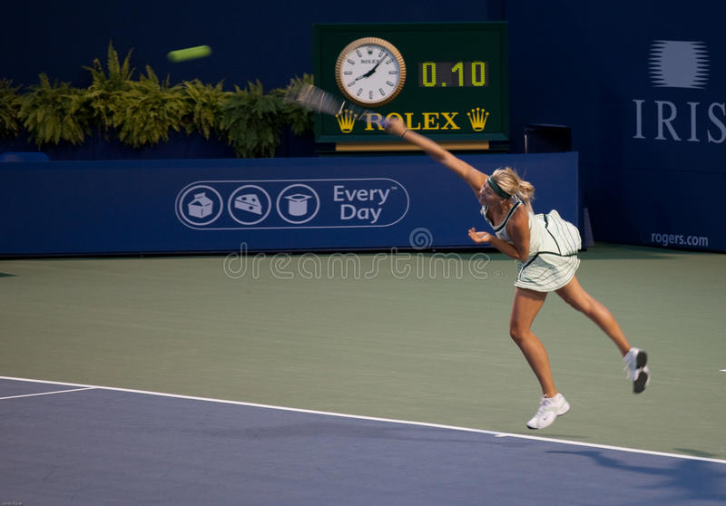 Download Maria Sharapova editorial image. Image of competition - 10638445