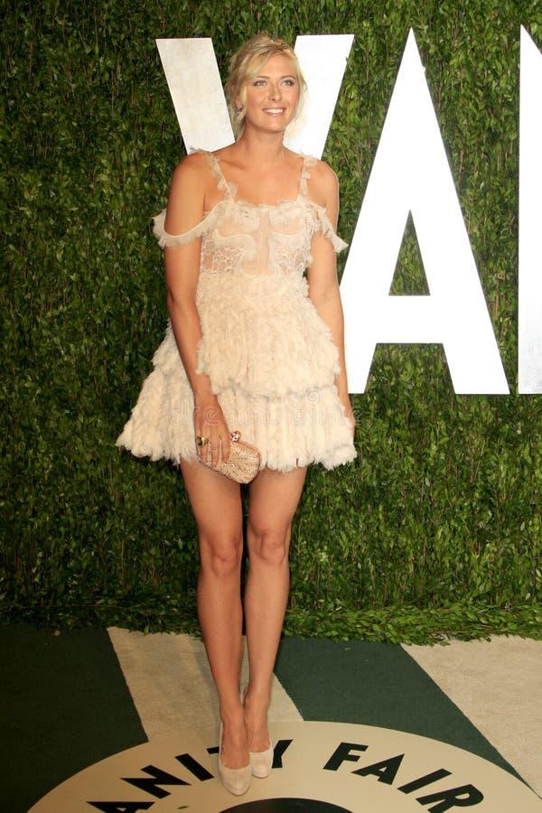 Maria Sharapova, Vanity Fair stockfotos