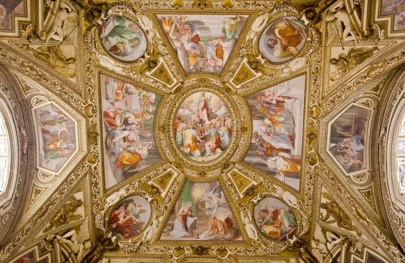 maria trastevere Rome Santa zdjęcie stock