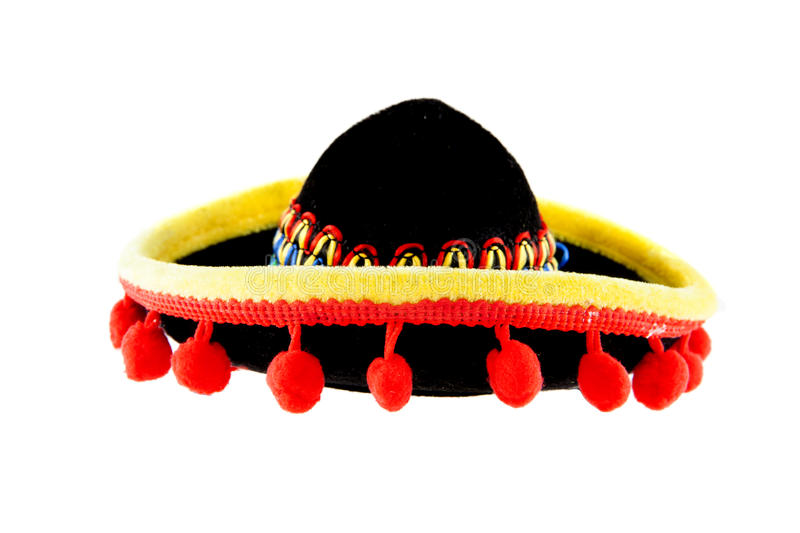 Mariachi Hat stock images