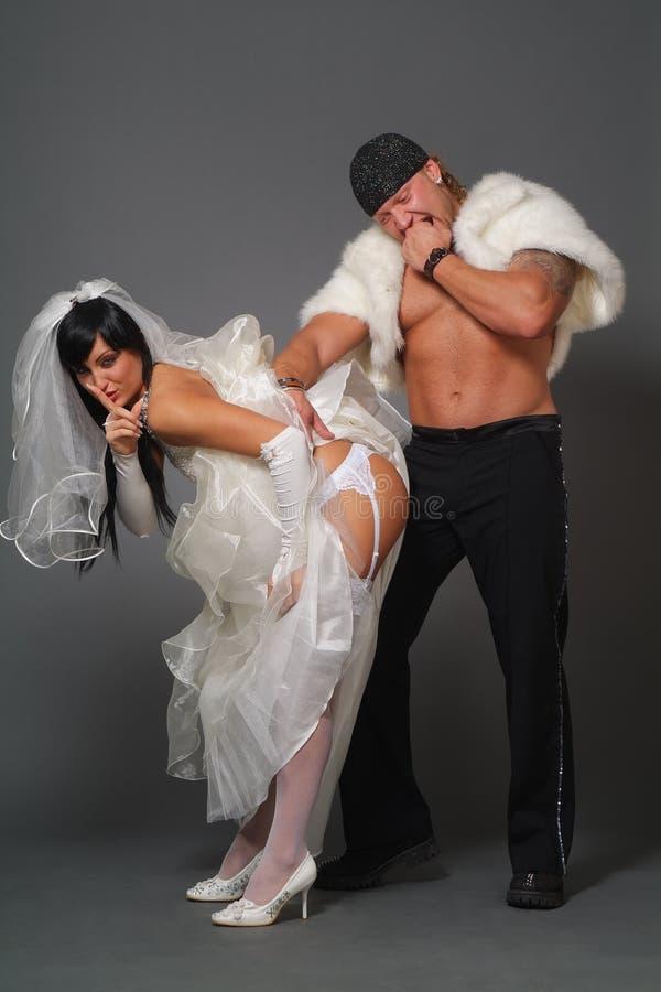 Download Mariage image stock. Image du amour, bride, gris, vertical - 8651207