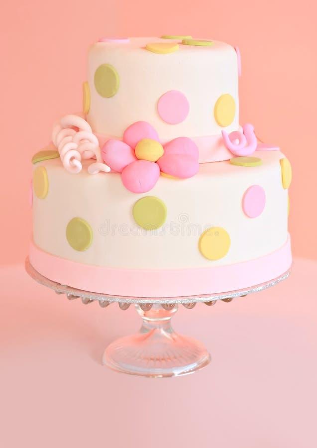 mariage de gâteau photo stock
