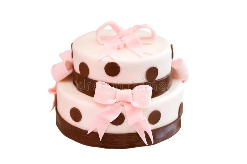 mariage de gâteau photo libre de droits