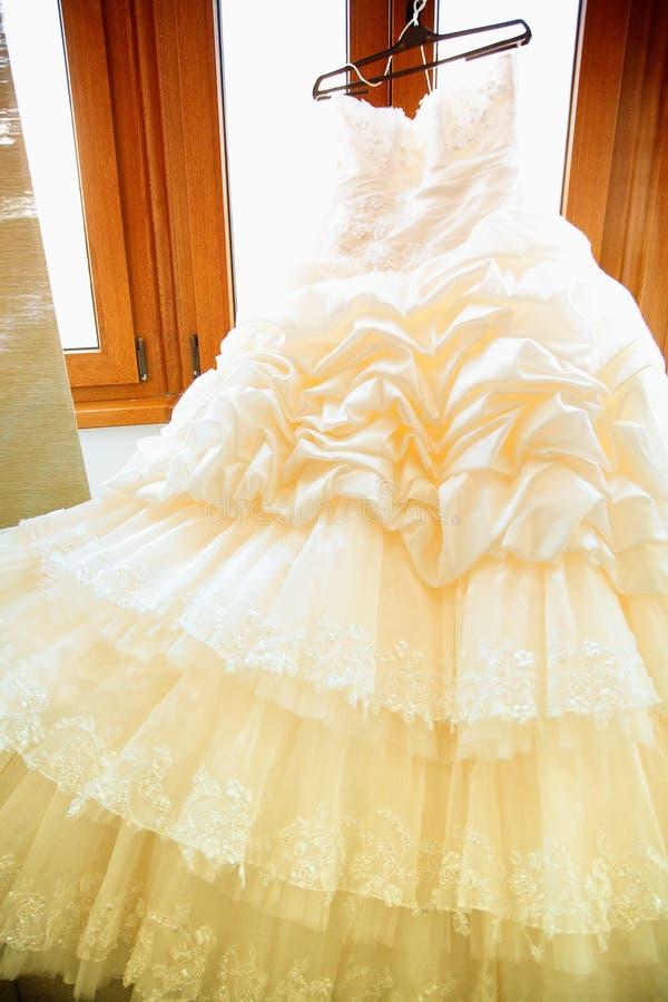mariage de robe photos stock
