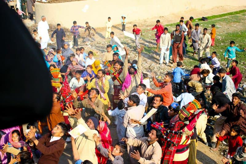Mariage de village photographie stock libre de droits