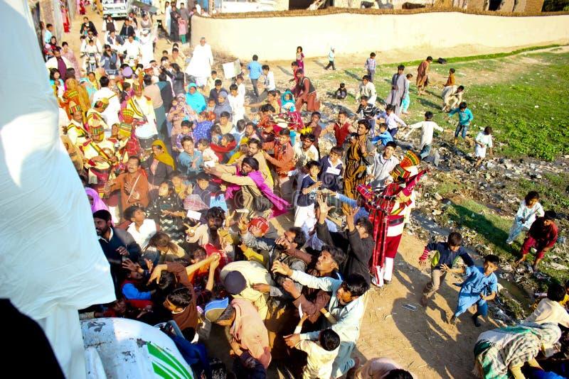 Mariage de village images stock