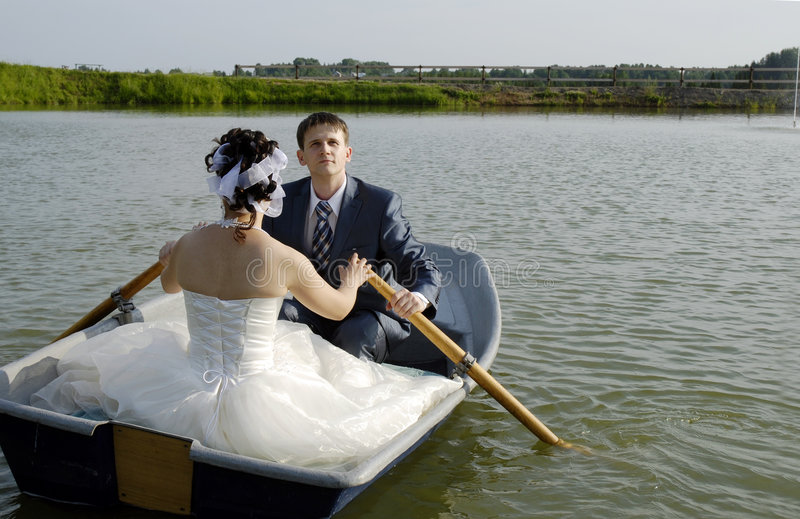 mariage international photo stock