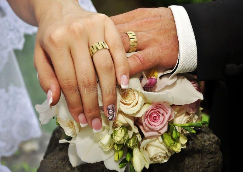 Mariage parfait images stock