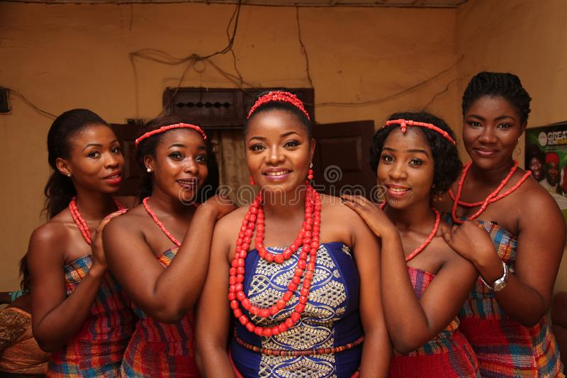 Mariage traditionnel africain 86 photos stock