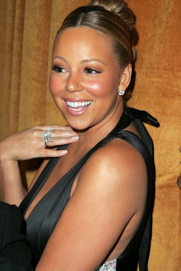 Mariah Carey fotografie stock