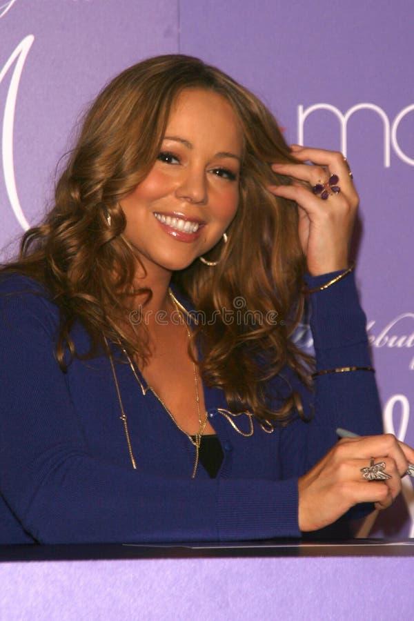 Mariah Carey stock fotografie