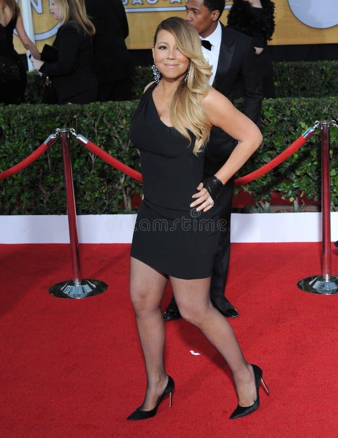 Mariah Carey photo libre de droits