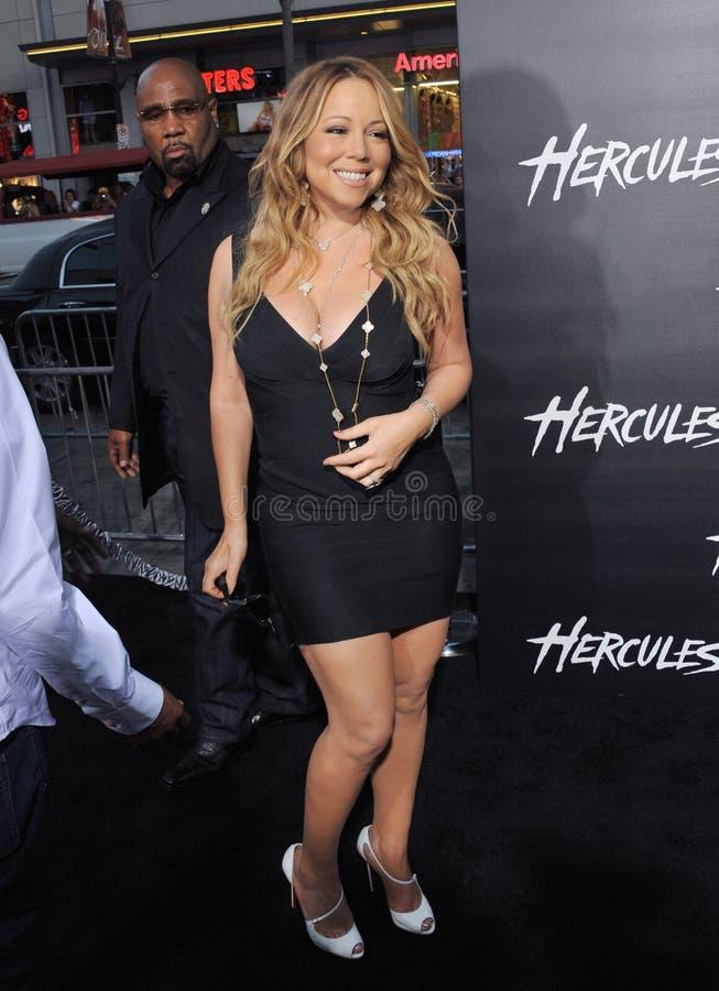 Mariah Carey στοκ φωτογραφία με δικαίωμα ελεύθερης χρήσης