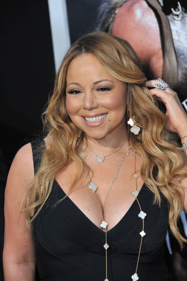 Mariah Carey στοκ εικόνες