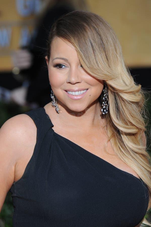 Mariah Carey στοκ εικόνα