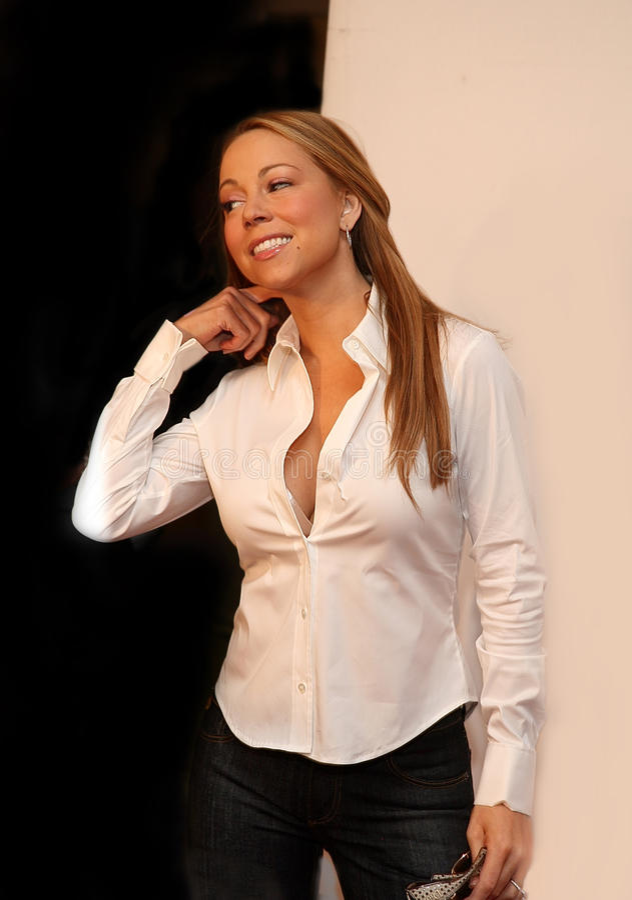 Mariah Carey foto de archivo