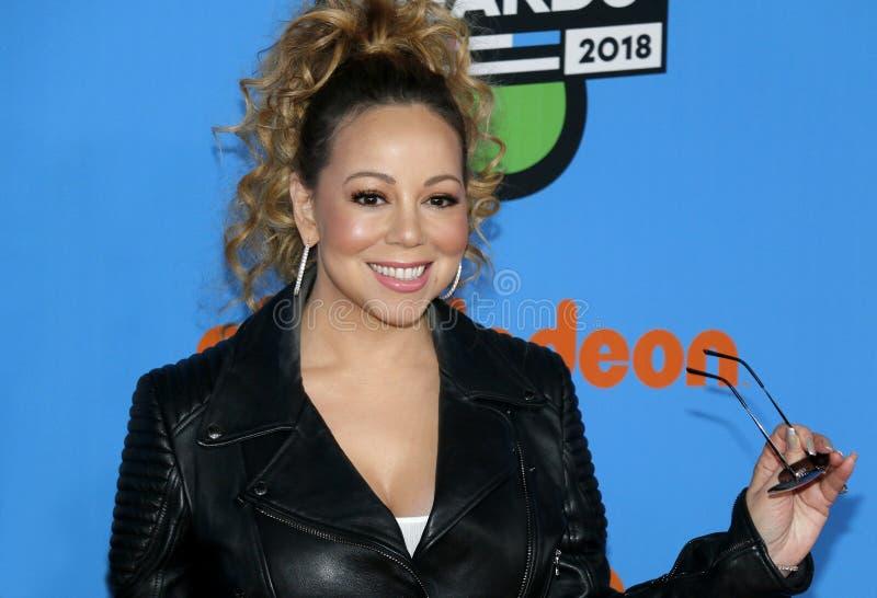 Mariah Carey royalty free stock images