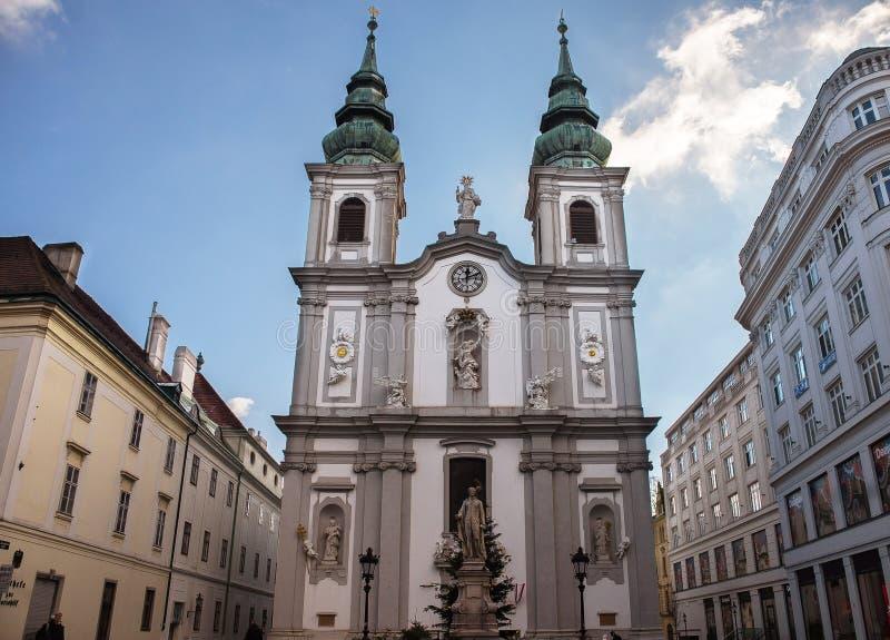 Mariahilfer Kirche photos libres de droits
