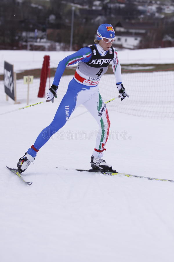 Download Marianna Longa - Cross Country Skier Editorial Image - Image: 17858895
