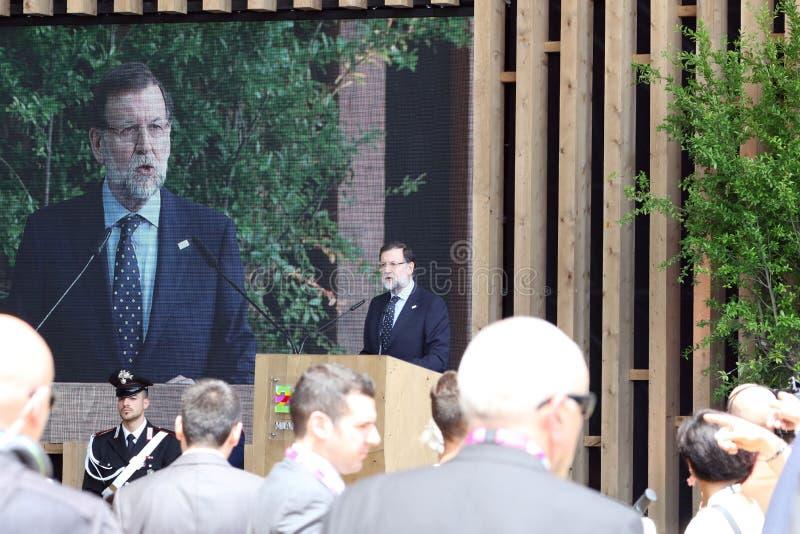 MAriano Rajoy imágenes de archivo libres de regalías