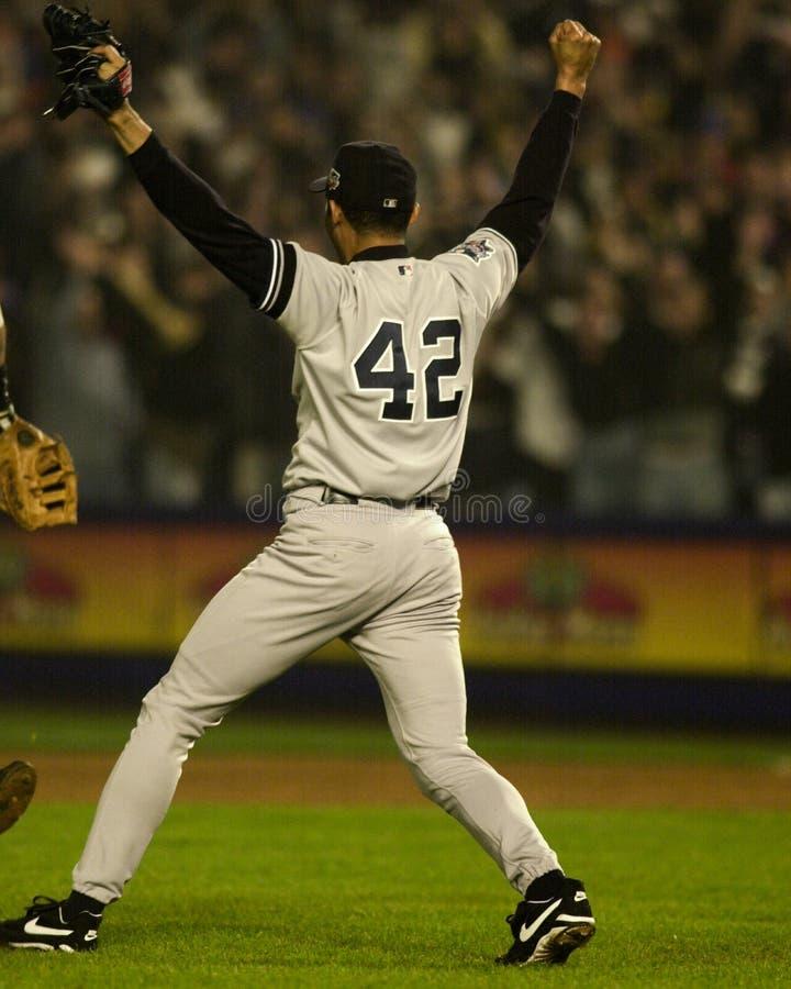 Mariano Rivera foto de stock royalty free