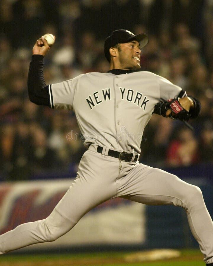 Mariano Rivera photos libres de droits