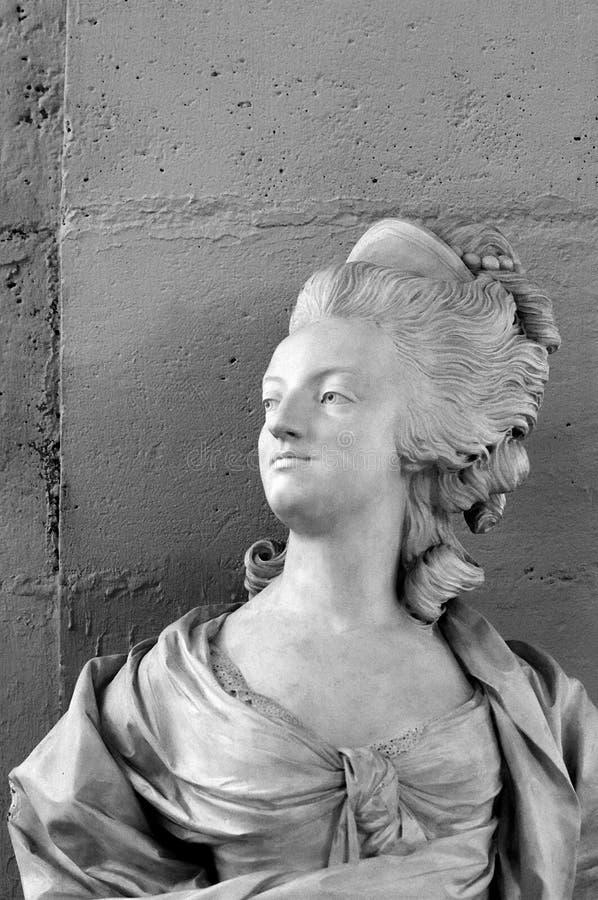 Marie-Antoinette lizenzfreie stockfotos