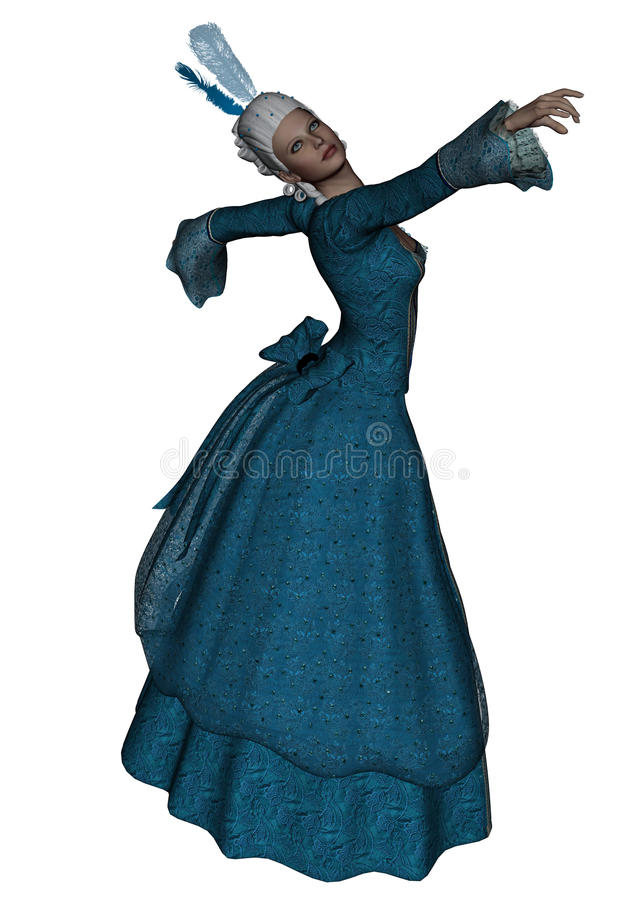 Marie Antoinette Queen Of France Stock Photos