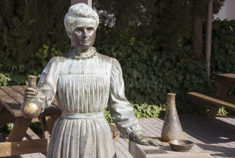 Marie Curie στοκ εικόνες
