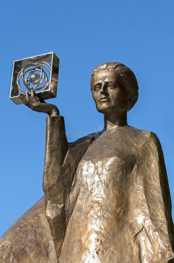 Marie Curie imagen de archivo
