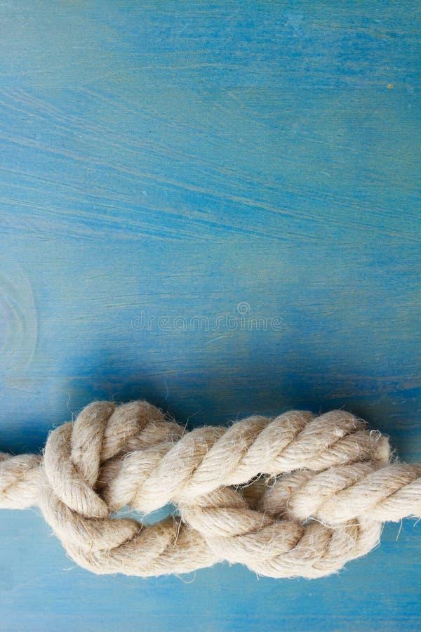 Mariene knoop stock afbeelding