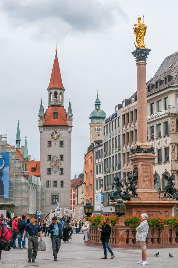 Marienplatz in Munich