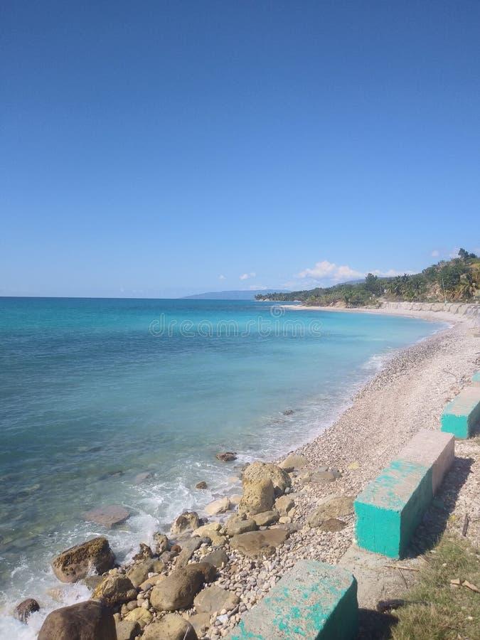 Marigot, Αϊτή στοκ φωτογραφία