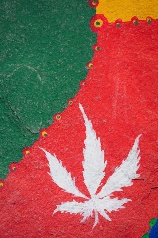 marihuana obraz royalty free