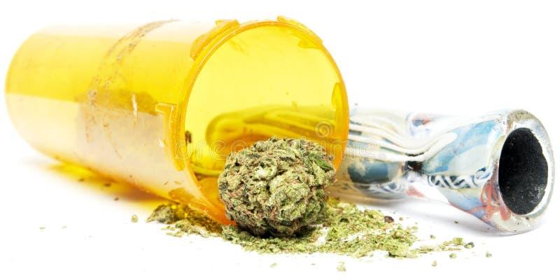 Marihuana royalty-vrije stock afbeeldingen