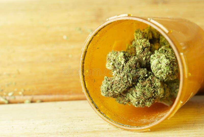 Marihuana Recreatieve en Medische Pot in Amerika stock foto