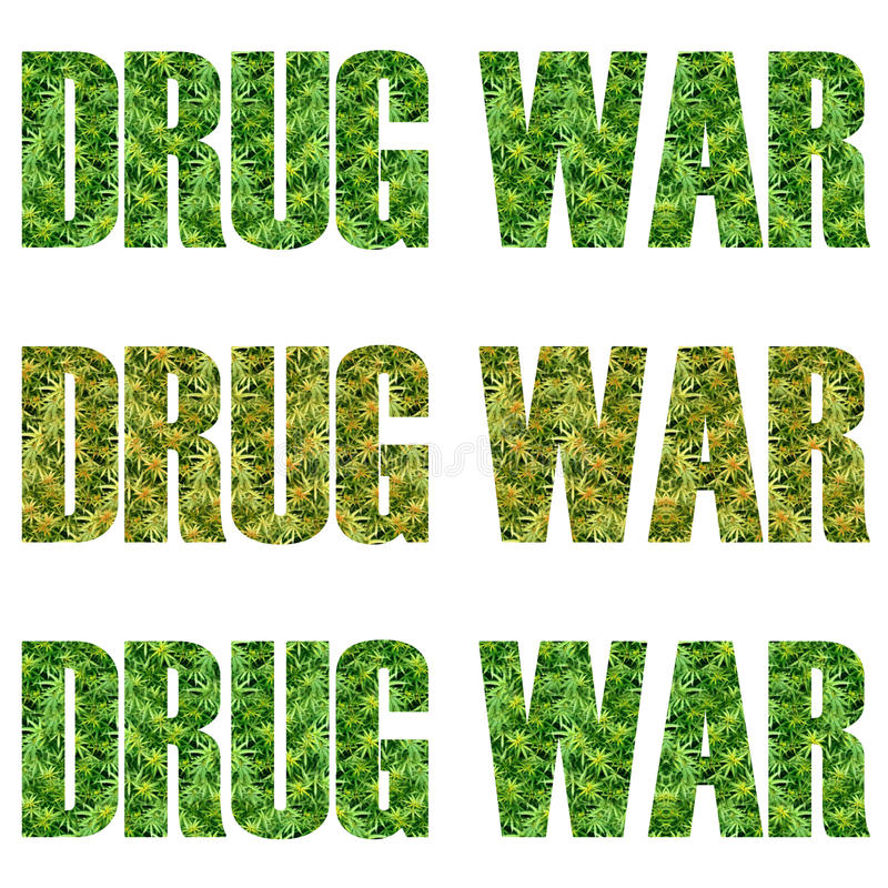 Marihuana RX stock afbeeldingen