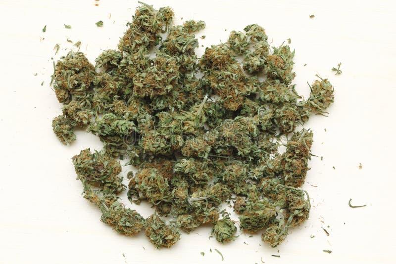 Marijuana arkivbild