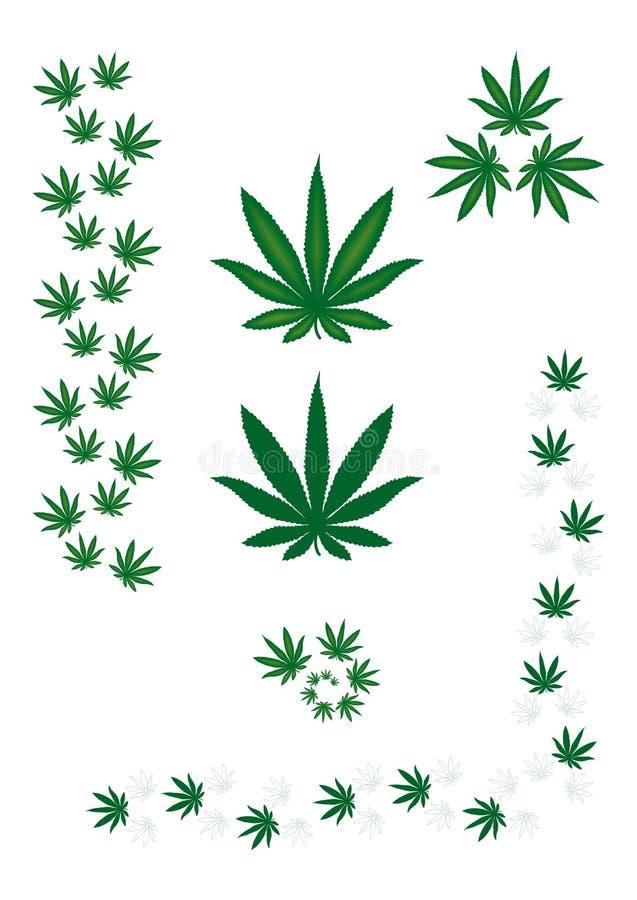 Marijuana Fotos de Stock Royalty Free